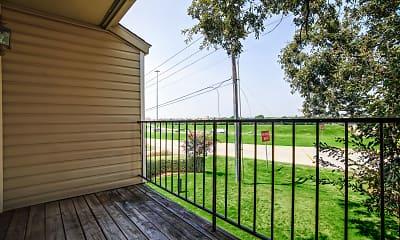 Patio / Deck, Copper Hill, 2