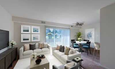Living Room, Middletown Valley, 0