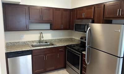 Kitchen, Broad Ripple Flats, 1