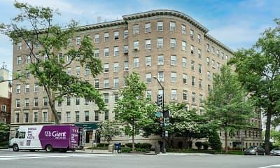 Building, 2701 Connecticut Avenue, 0