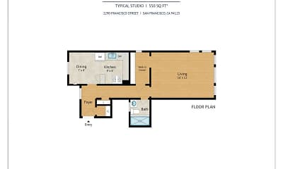 The Franciscan Apartments, 2
