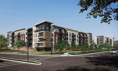 Building, Elevate Apartments, 1