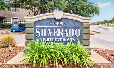 Community Signage, Silverado, 2