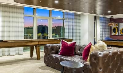 Living Room, The Clark, 1