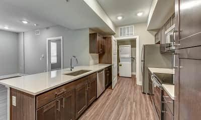 Kitchen, The Aubrey, 0