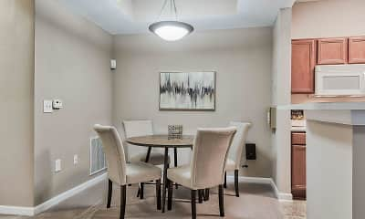 Dining Room, Cornerstone Apartments, 2