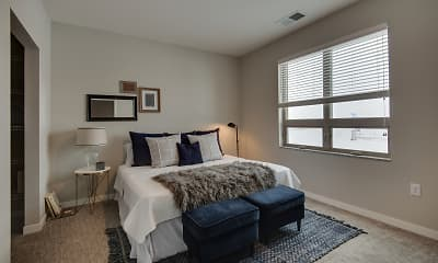 Bedroom, TRIO @ southbridge, 2