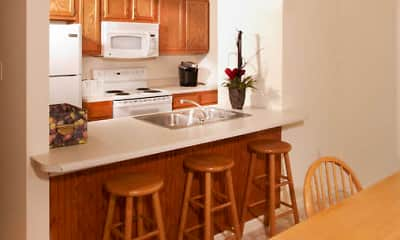 Kitchen, Copper Beech, 0