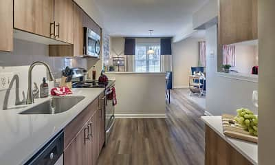 Kitchen, The NEW Willowyck Apartment Homes, 0