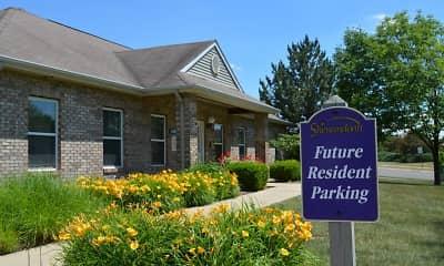 Community Signage, Shenandoah Properties, 1