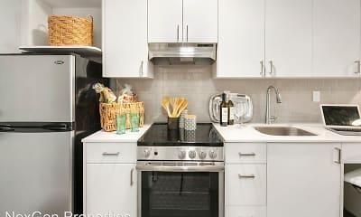 Kitchen, Cubix Crown Hill, 0