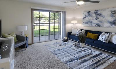 Living Room, Tanglewood, 0