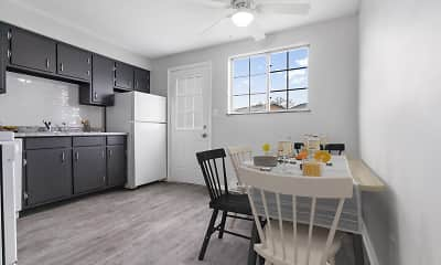 Kitchen, Arbor Grove, 1
