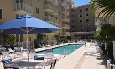Pool, Miami Riverfront Residences, 0