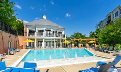 Pool, Signal Hill Apartment Homes, 0
