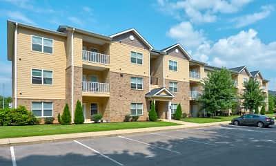 Building, Cason Ridge Apartments, 1
