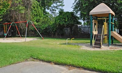 Playground, Manor View, 1
