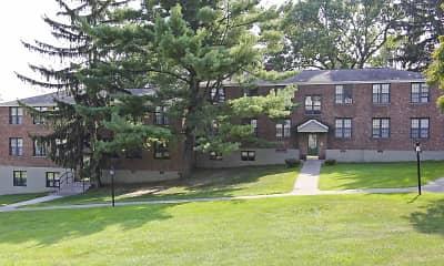 Building, Loudon Arms Apartments, 1