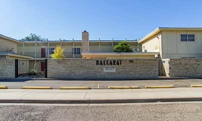Community Signage, Baccarat, 0