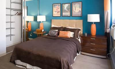 Bedroom, The Algonquin, 2