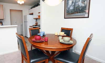 Dining Room, Lakeshore Village, 2
