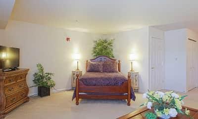 Bedroom, Elmhaven Manor, 1