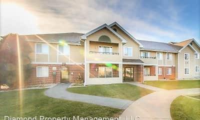 Building, Chestnut Ridge, 0