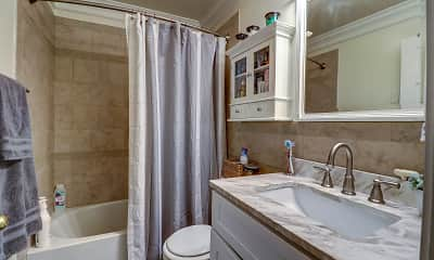 Bathroom, Woodmont Terrace, 2