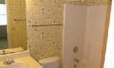 Bathroom, Coastal Place Apartments, 2