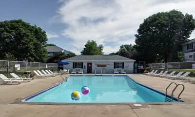 Pool, Stonewood Village Apartments, 0