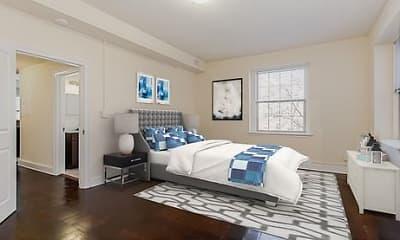 Bedroom, Juniper Courts, 2