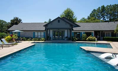 Pool, The Lakes, 1