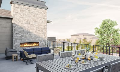 Patio / Deck, Icon Apartment Homes At Hardin Valley, 1