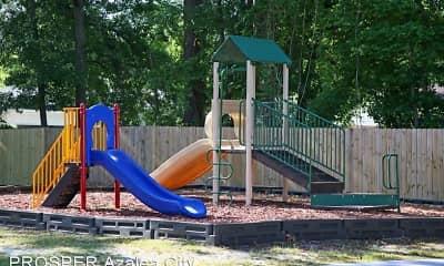 Playground, PROSPER Azalea City, 1