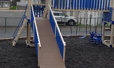 Playground, Chapelcroft Apartments, 2