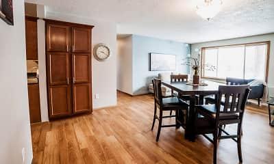 Dining Room, Greystone, 0