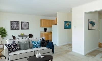 Living Room, Pembroke Place, 1