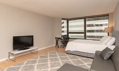 Bedroom, Millennium Park Plaza, 2
