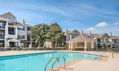 Pool, Parkside at South Tryon, 0