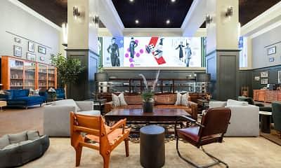 Living Room, Kaufmann's Grand on Fifth Avenue, 0