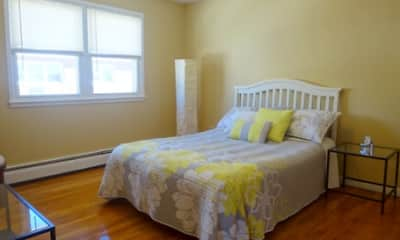 Bedroom, Heritage House Apartments, 2