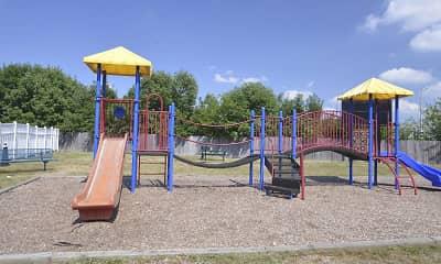 Playground, Hidden Oak Estates, 1