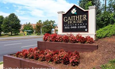 Community Signage, Gaitherhouse, 0