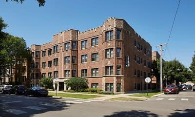 Building, 5300 S Drexel, 0