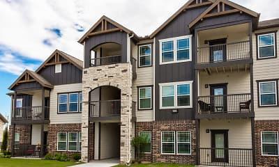 Building, Cedar Ridge Apartments, 0