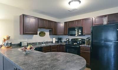 Kitchen, Stonebrook At Northside Crossing, 0