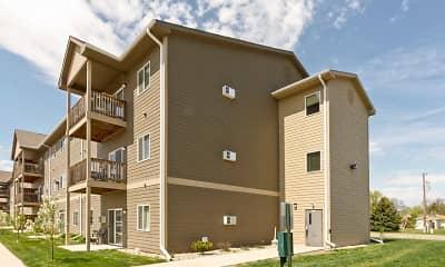 Building, Prairie Springs Apartments, 1