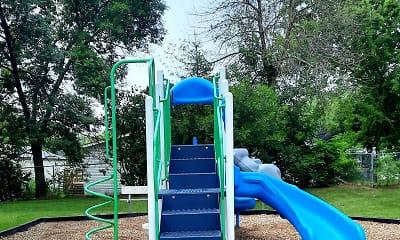 Playground, Creekside, 1