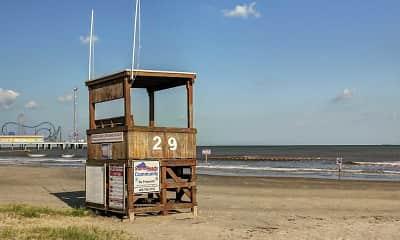 Community Signage, Seaside Village, 2
