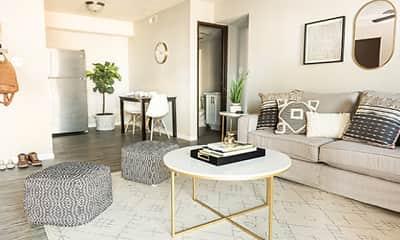 Living Room, Westwood on Battlefield, 1
